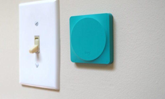 Logitech Pop - освещение для умного дома.
