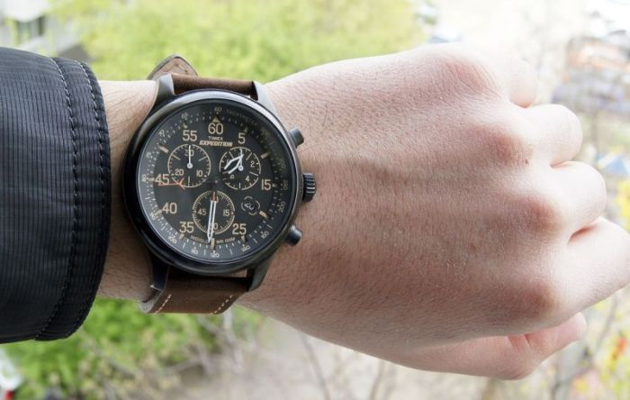 Проверенные временем Timex.