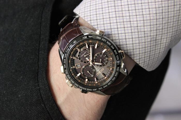 Часы Seiko станут отличным выбором для большинства мужчин.