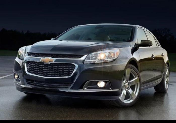 Хороший выбор - Chevrolet Malibu.