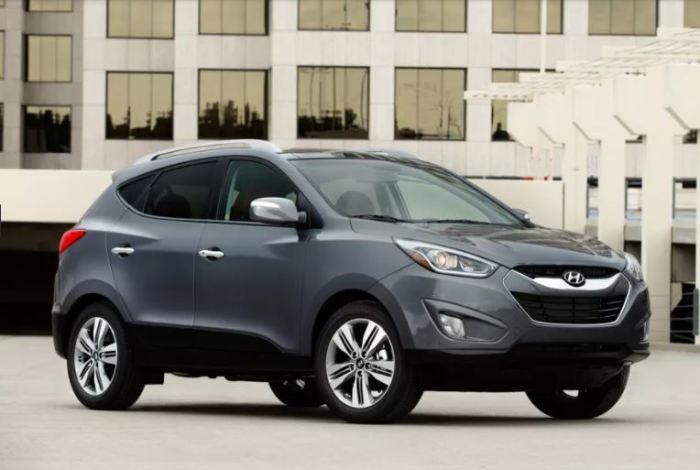 Хороший выбор для всех - Hyundai Tucson.