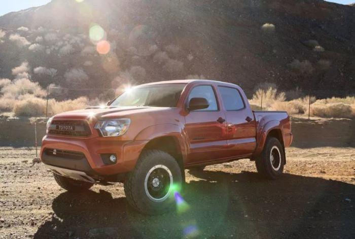 Если нужен пикап, то ответ Toyota Tacoma.