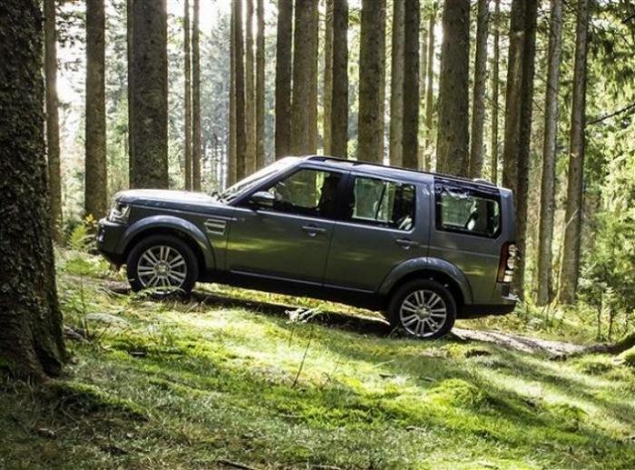 Land Rover Discovery будет оптимальным выбором.