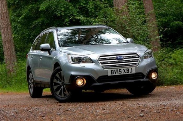 Не самый плохой выбор в лице Subaru Outback.