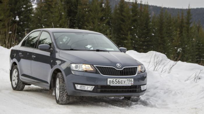 Добротный чешский автомобиль. |Фото: drive2.ru.
