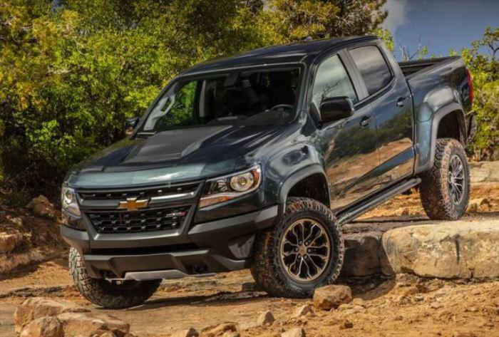 Не стоит экономить на Chevrolet Colorado.