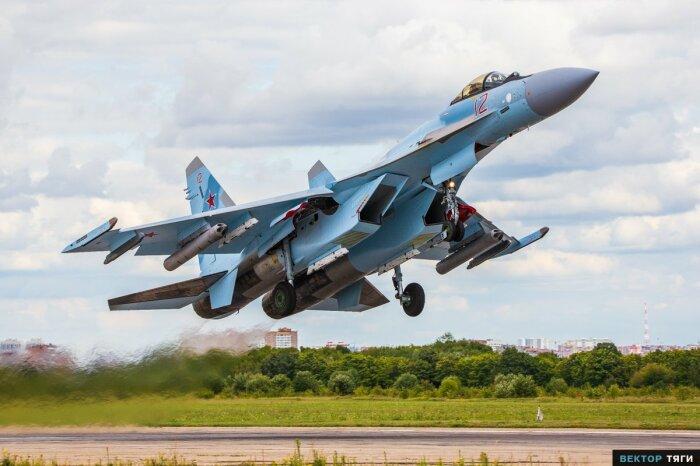 Лучший российский самолет. |Фото: Twitter.
