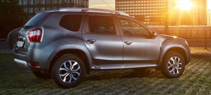 Nissan Terrano - отличный автомобиль по всем статьям.