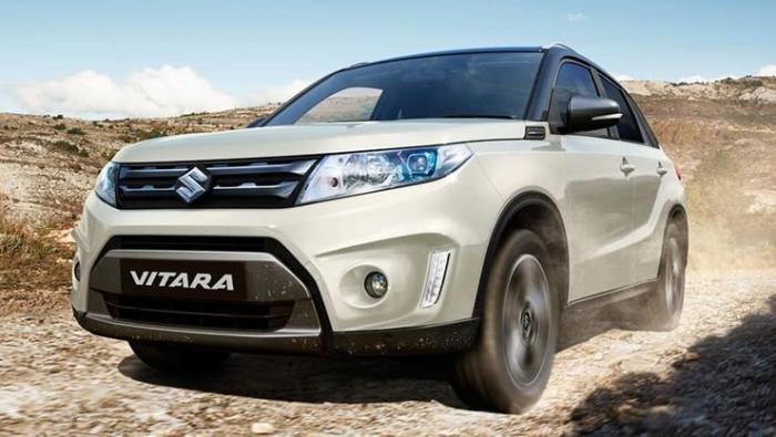 Автомобиль Suzuki Vitara можно смело брать.