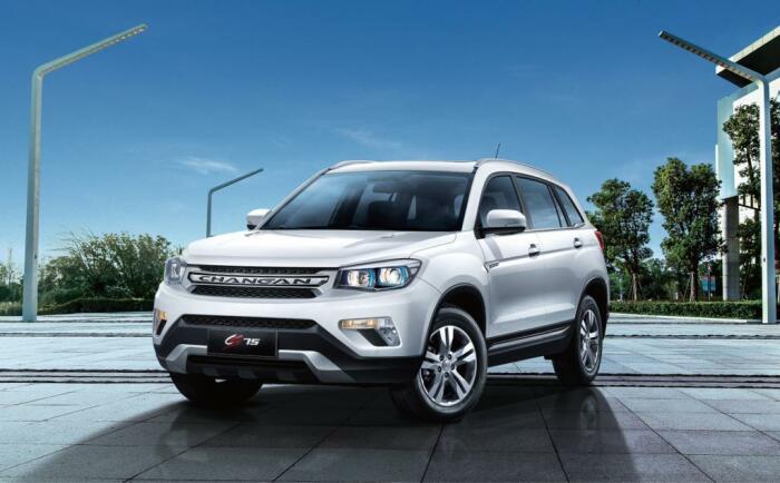 Машина получилась у китайцев неплохая. |Фото: syl.ru.