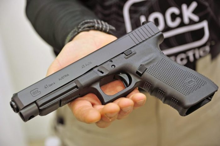 Серьезное оружие. |Фото: wallsdesk.com.