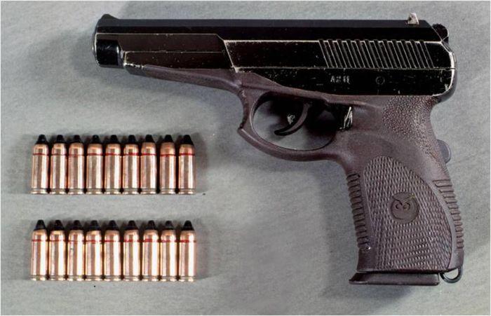 Отличный отечественный пистолет. |Фото: infografics.ru.