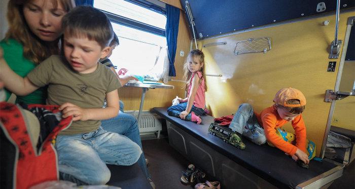 Места для детей. |Фото: imag.one.