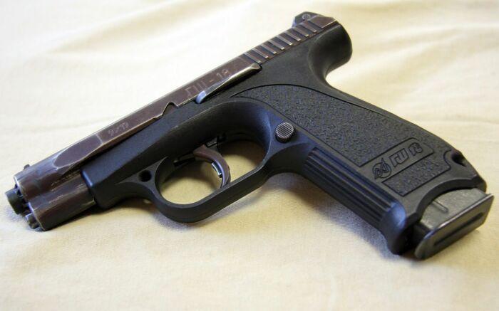 Пистолет для спецназа. |Фото: comp-pro.ru.