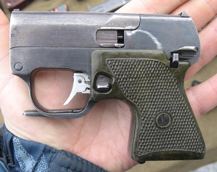 Пистолет для разведки. ¦Фото: war-time.ru.