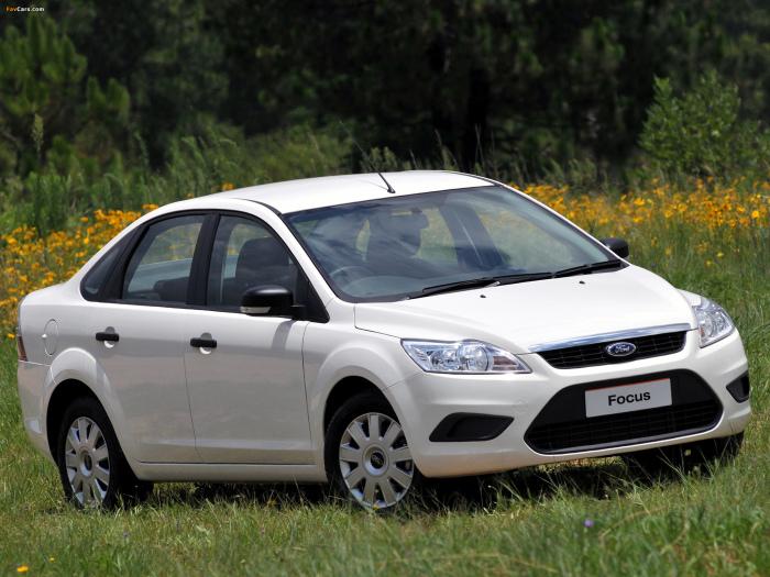 Один из самых популярных бюджетных автомобилей в мире. ¦Фото: favcars.com.