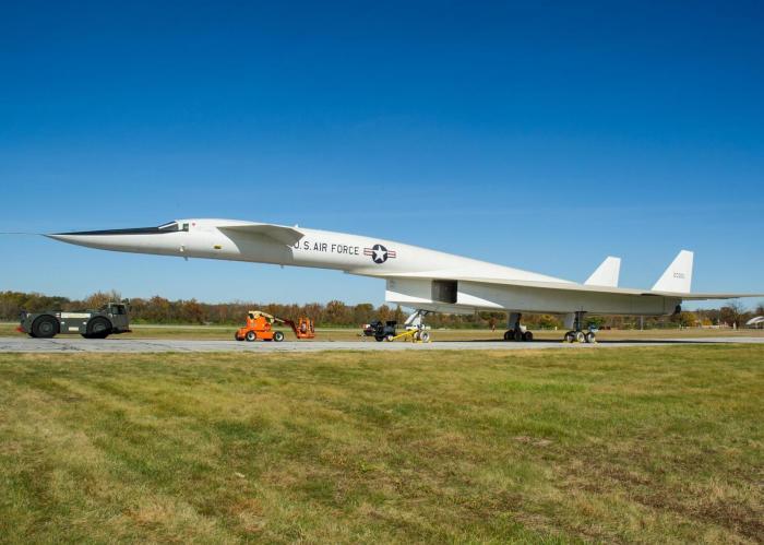 Проект был интересным, но бесполезным. |Фото: airmuseumnetwork.com.