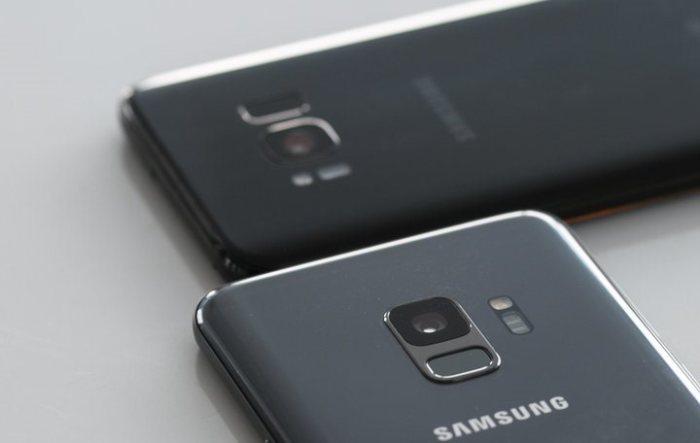 Можно взять для развлечений и Samsung Galaxy S9.