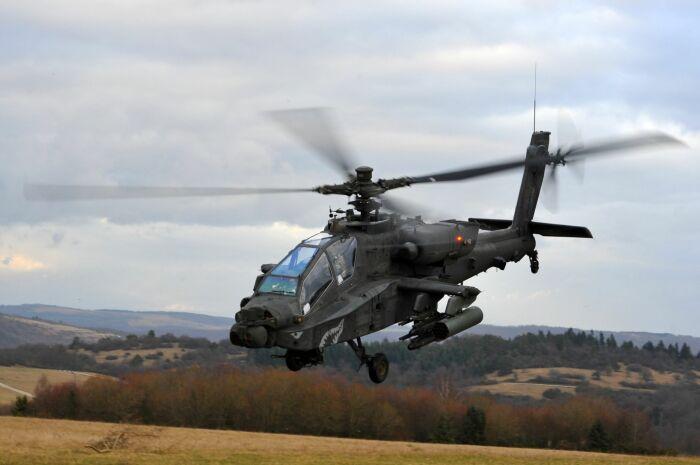Самый массовый вертолет второго поколения. |Фото: wallpaperup.com.