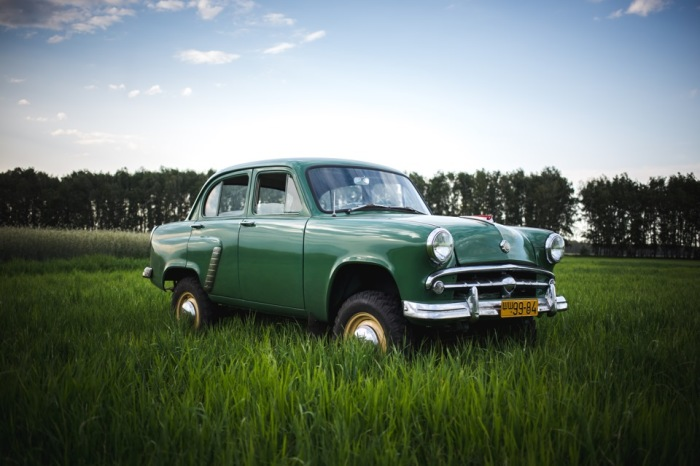 Выглядит круто. |Фото: drive2.ru.