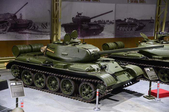 Т-44 стал машиной следующего поколения. |Фото: kpopov.ru.