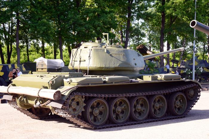 Начинка была куда лучше, чем у Т-30-х. |Фото: kpopov.ru.