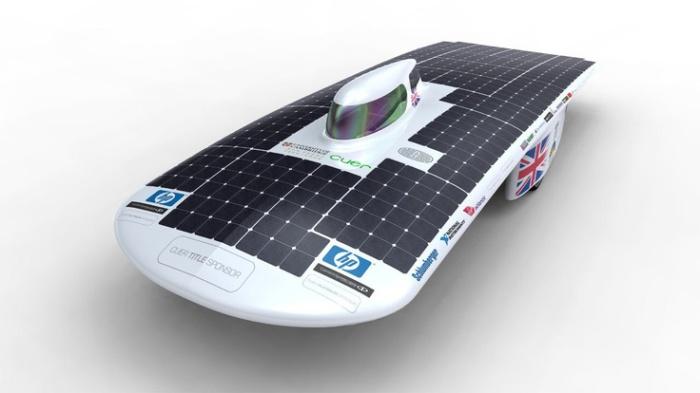 Bethany: 6 кв. метров солнечных батарей.
