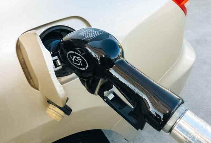 Газ безопаснее бензина.