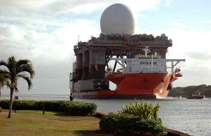 MV Blue Marlin - один из самых больших в мире кораблей.