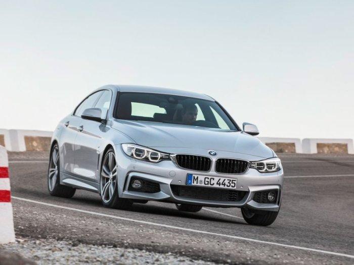 BMW 4 Series Gran Coupe.