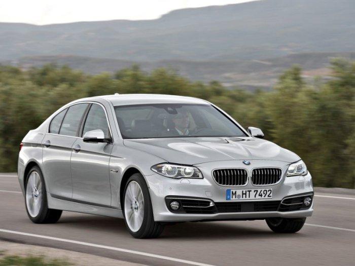 BMW 5 Series GT.