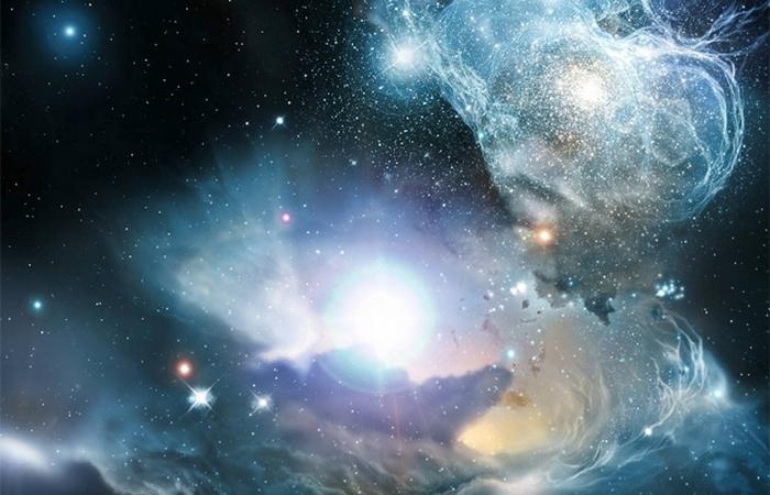 Поразительного огромные объекты в нашей Вселенной.