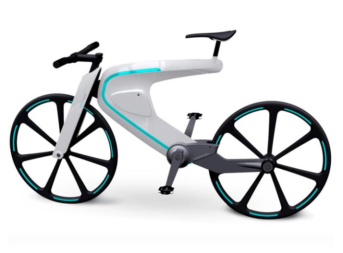 Городской велосипед TONG.