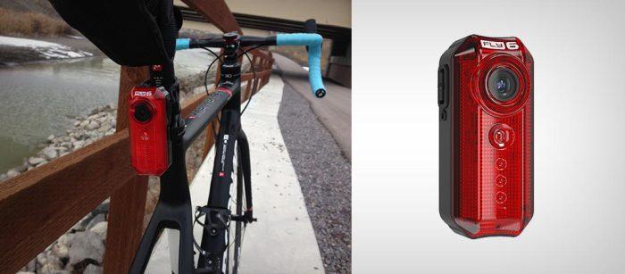 Видеорегистратор для велосипеда.