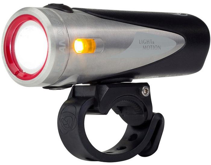 Велосипедный фонарь: Light & Motion Urban 800FC Headlight.