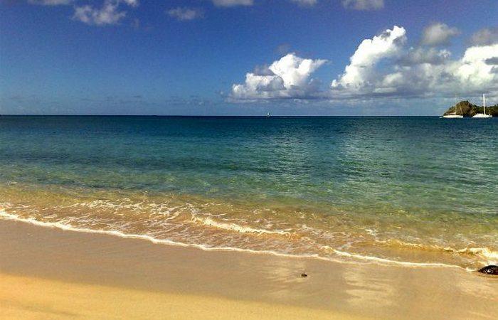 «Xanadu 2,0» - это карибский песчаный пляж.