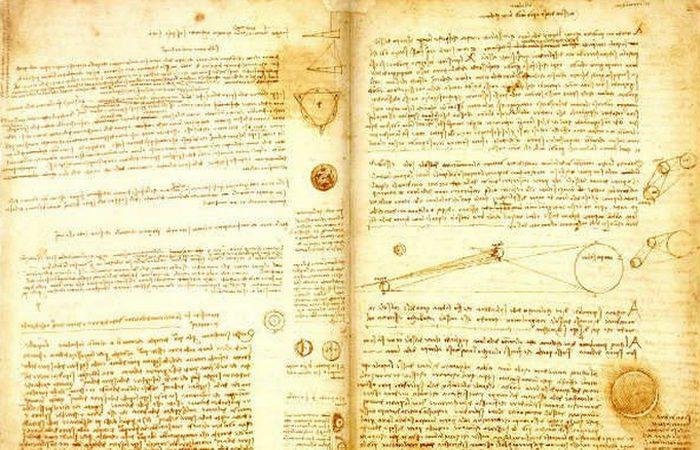 «Xanadu 2,0» - это Лестерский кодекс да Винчи.