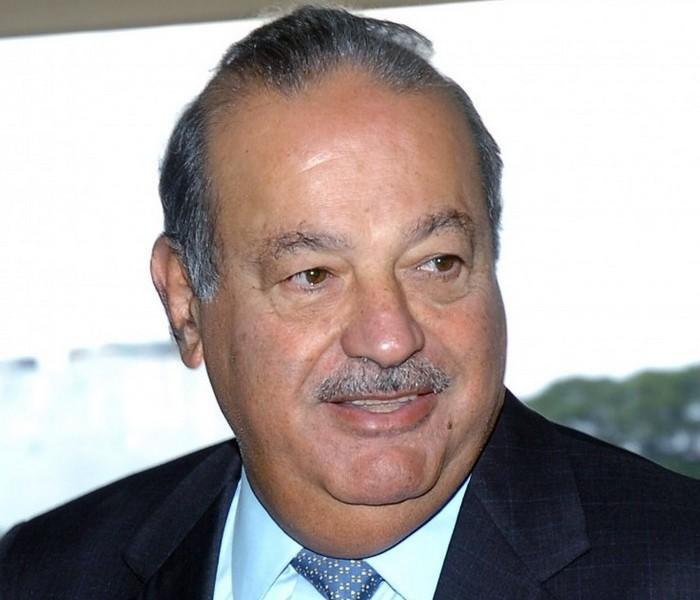 Карлос Слим Элу.