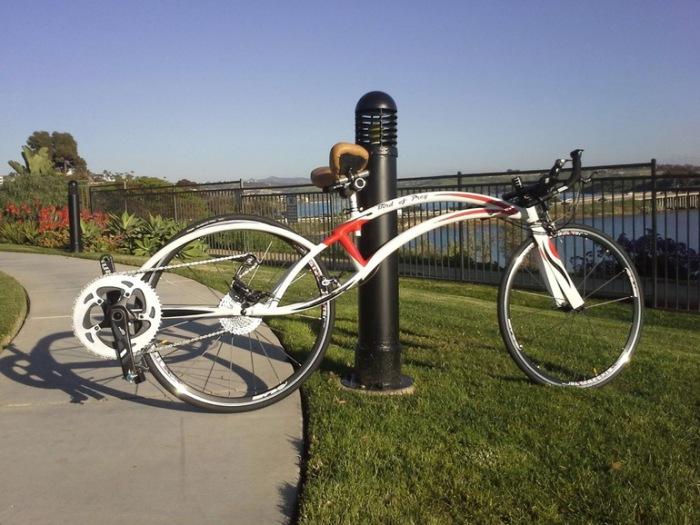 Bird of Prey - очень странный велосипед.