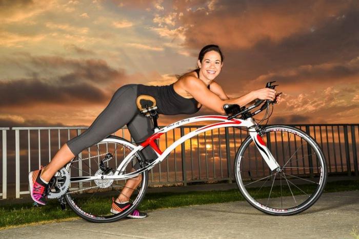 Удобный велосипед для любителей экспериментов.