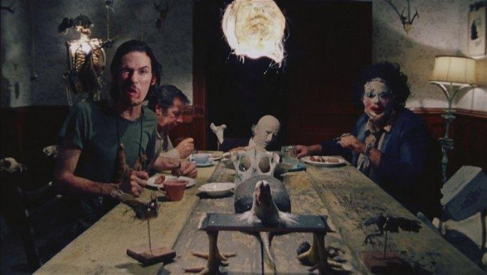 Милый семейный ужин.