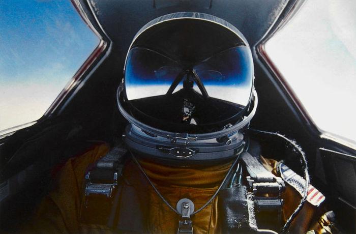 В пилоты SR-71 «Blackbird» - самый строгий отбор.