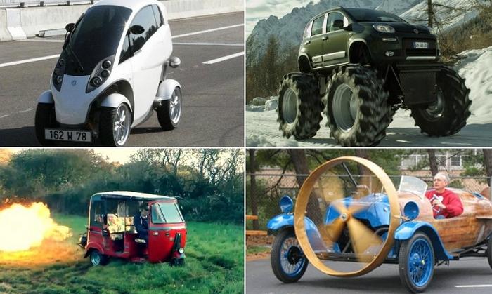 Автомобили, которые помогут успеть на распродажу.