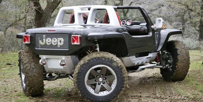 Jeep Hurricane.
