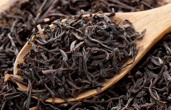 Польза черного чая: здоровье полости рта.