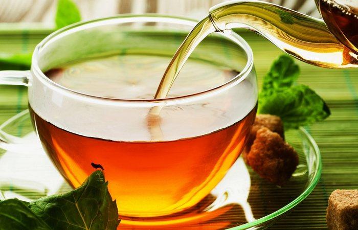 Польза черного чая: блокировка повреждений ДНК.