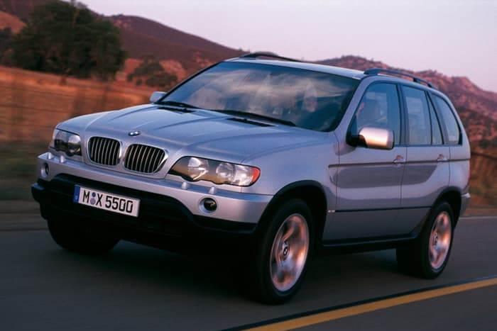 Автомобиль BMW Х5 Е53.