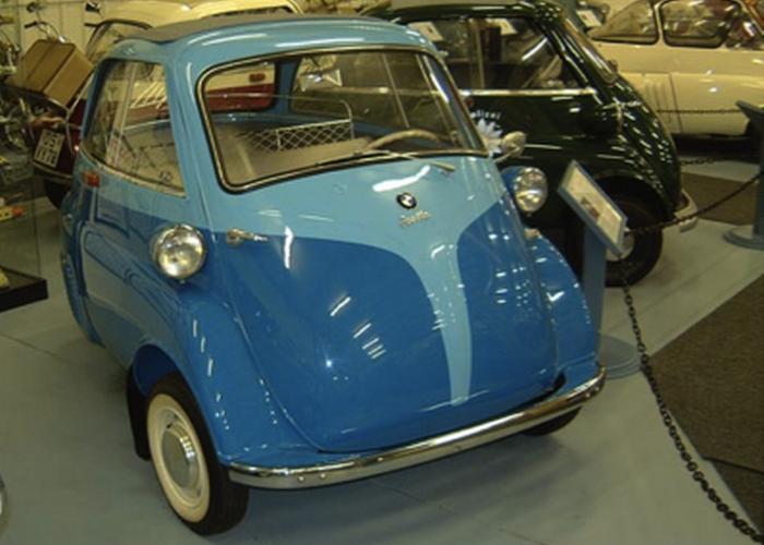 Microlino EV создан по мотивам BMW 1955-1963 г/в.