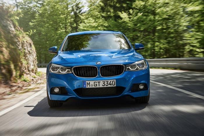 BMW 3 серии сделали «подтяжку лица»