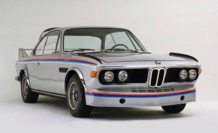 Чемпион своего времени BMW 3.0 CSL.
